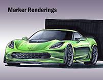 Vehicle Renderings