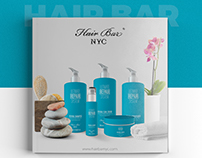 Beauty Catalog : Hair Care NYC