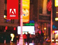 Adobe® - DMEXCO 2015 Print/OOH