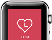 LIFETIME -Apple Watch Health App-