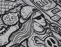 Doodle Skater - Wilmai