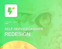 Yonghui Self-service Cashier