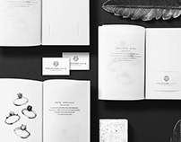 SOLITAIRE CLUB BRAND IDENTITY AND COLLATERAL