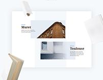 Librairie Biffures Website