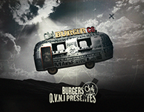 BURGERS OVNIPRESENTES - CHEF BURGER