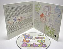 Michelle Biloon, Album cover design and Illustration