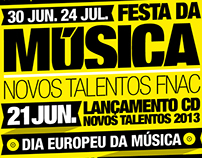 Fnac - Music Feast