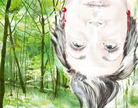 Portrait of Amy Dorr