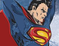 SUPERMAN 1 aparición DCU