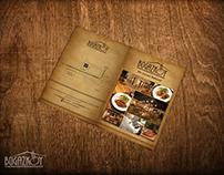 Boğazköy A5 Broşür Tasarımı