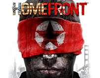 HOMEFRONT (PC) UX & UI Design