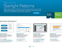 VMware UI Patterns Library