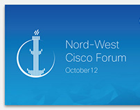 Cisco Nord-West Forum 2018 style