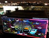 BaselHouse Mural Festival / Miami 2018