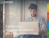 Inserious digital - UX/UI Design