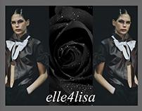 ELLE4LISA CAMPAIGN BY LISA KENSINGTON-WRIGHT