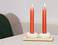 BLUB candle holder sets