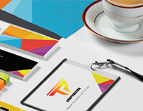Brand Identity. Tech Project Corporation