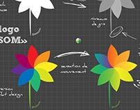 Blossom : logo creation and study