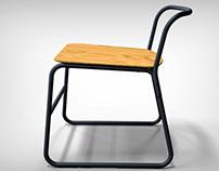 Minimal - Chair concept