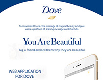 Dove You Are Beautiful