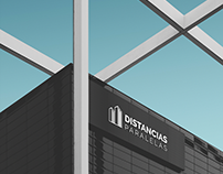 Distancias Paralelas. Construction Company Branding