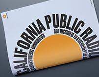Rebranding Southern California Public Radio / KPCC