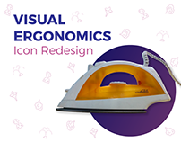 Principles of Interaction Design: Icon Redesign