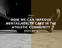 How We Can Improve Mental Health Care in Athletics