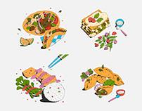 Food Diary 2020