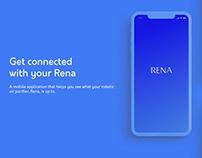RENA mobile application