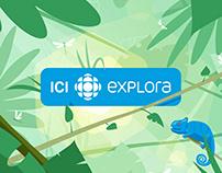 Ici Explora - IDENT Printemps 2018