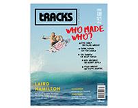 Tracks Magazine Covers
