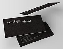 Santiago Cristal, rebrand