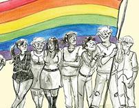 Sexual Diversity Pride / Fierté de Diversité Sexuelle