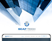 Building company site - UI/UX Design