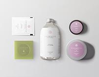Natural Cosmetic Packaging Mock-Ups Vol.2