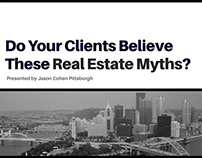 Do Your Clients Believe These Real Estate Myths?
