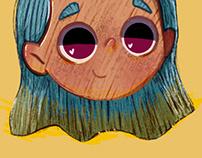 Children book character