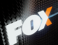 Fox Next / brand identity design for 6 channels