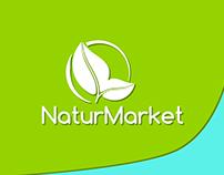Logo market NaturMarket