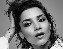 Amber Rose Revah by Rachell Smith