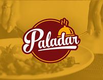 Paladar Restaurante | Branding