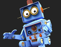 Niket Robot Development - 3D visual