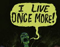 I Live Once More!