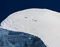 350 mm. Alps