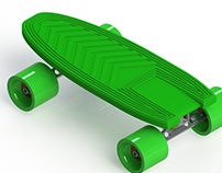 FireFly Skateboard