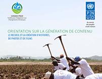 Communication Guidance Brochure - UNDP-GEF
