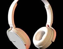 Sony Headset With Constraints based Rig