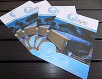 Oasis Hot Tubs & Spas - Flyer Design